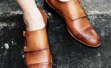 giầy lười da nam cao cấp
