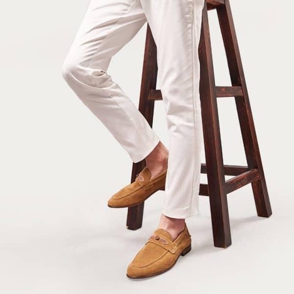 Giày lười Loafer