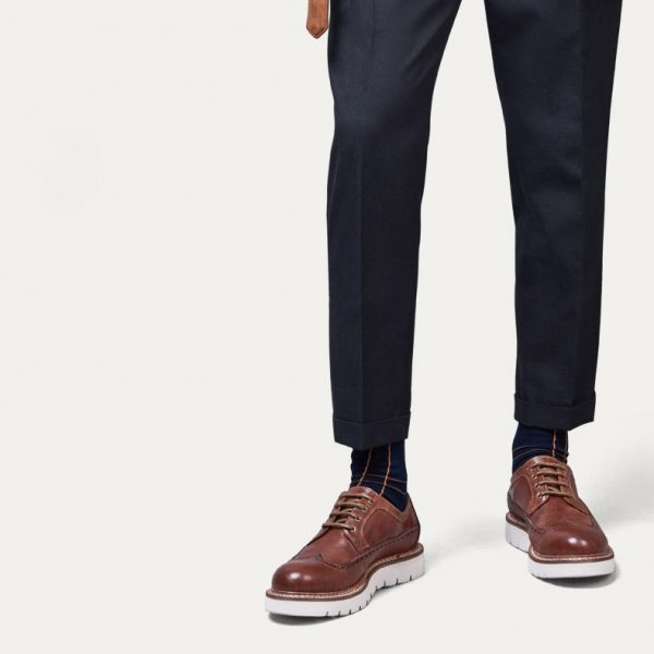 Giày da sneaker