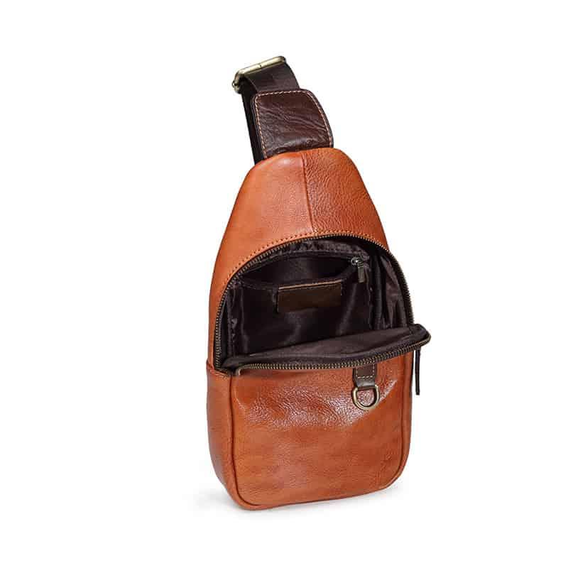 Túi đeo chéo trước ngực Gento 154