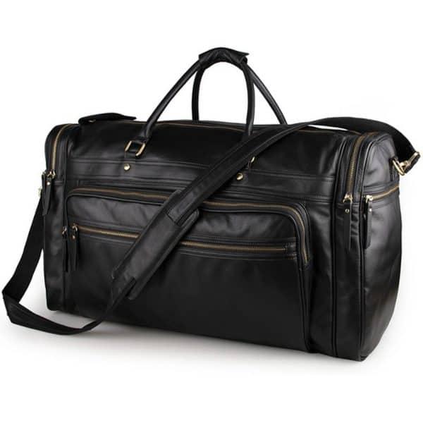 Túi xách du lịch da bò cỡ lớn Gento G952