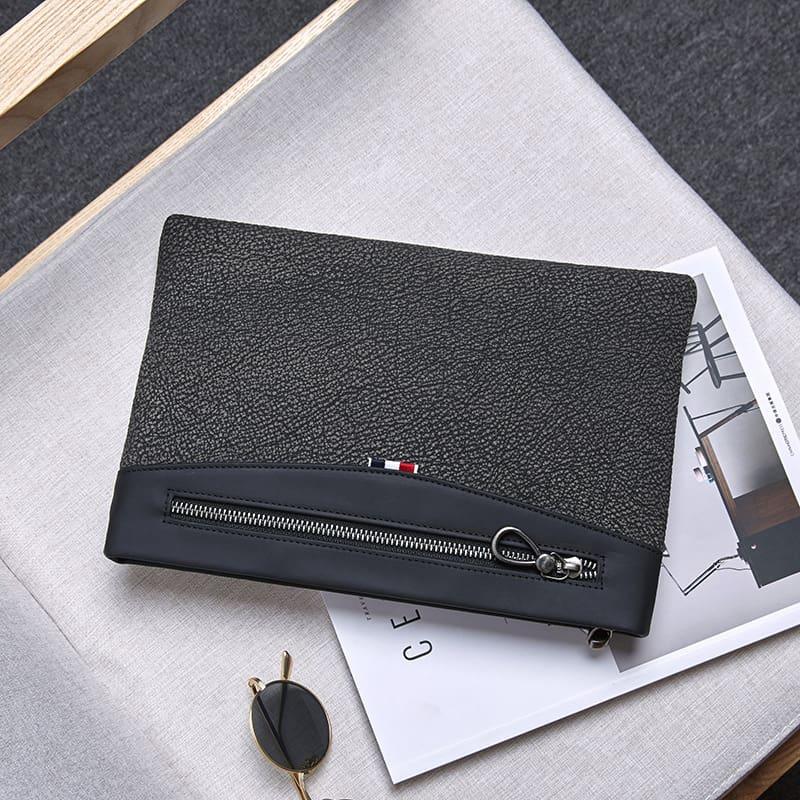 Túi cầm tay đựng iPad da thật cao cấp T737